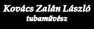 Kovács Zalán László tubaművész